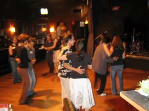 Learn to dance AND make friends!