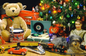 Holiday Toys for Needy Children
