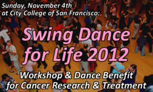 Swing Dance for Life