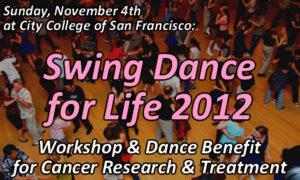 Swing Dance for Life