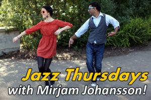 Jazz Thursdays with Mirjam Johansson