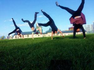 swedish cartwheels