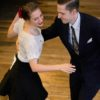 8PM Intermediate/Advanced Lindy Hop Class Series with Justin and Olivia (March 1, 8, 15, 22 & 29)