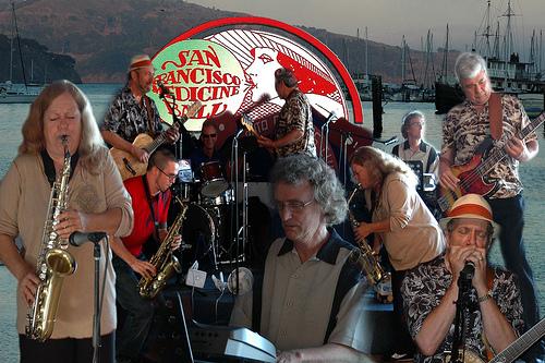 SF Medicine Ball Band :