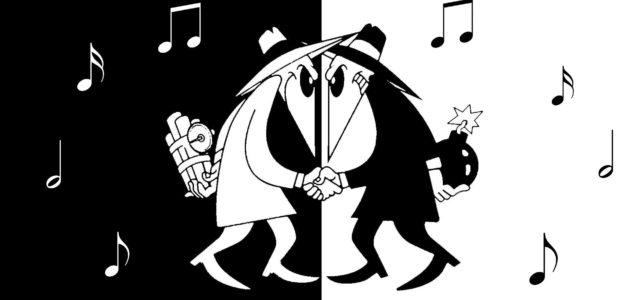 Wed, 3/29: Spy vs. Spy – Secret Agent Dance Party!