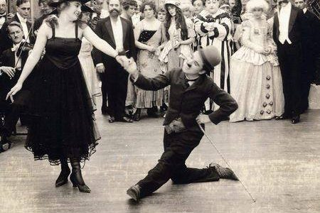 April 26: The Charlie Chaplin Ball featuring the Hot Baked Goods!