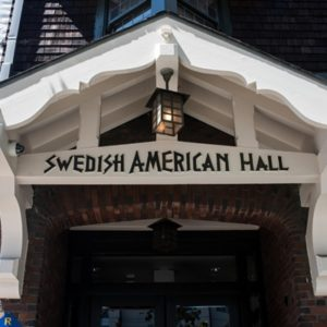 August 2017: Cat's Corner at the Swedish American Hall ...