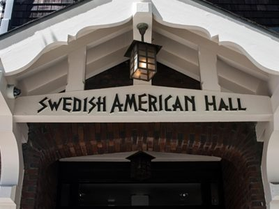 August 2017: Cat's Corner at the Swedish American Hall