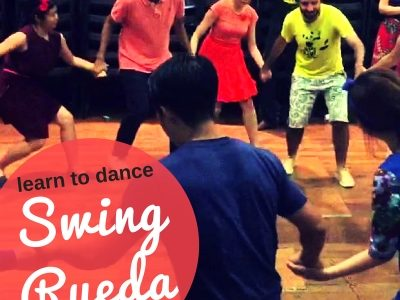 June 13, 2018: One Night Swing Rueda Workshop and Live Band at Ukrainian Hall
