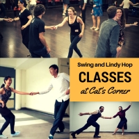 February 7th, 2018: New Lindy Hop Class Session Starts!