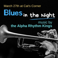 March 27: Blues in the Night Dress-up & Dance Party