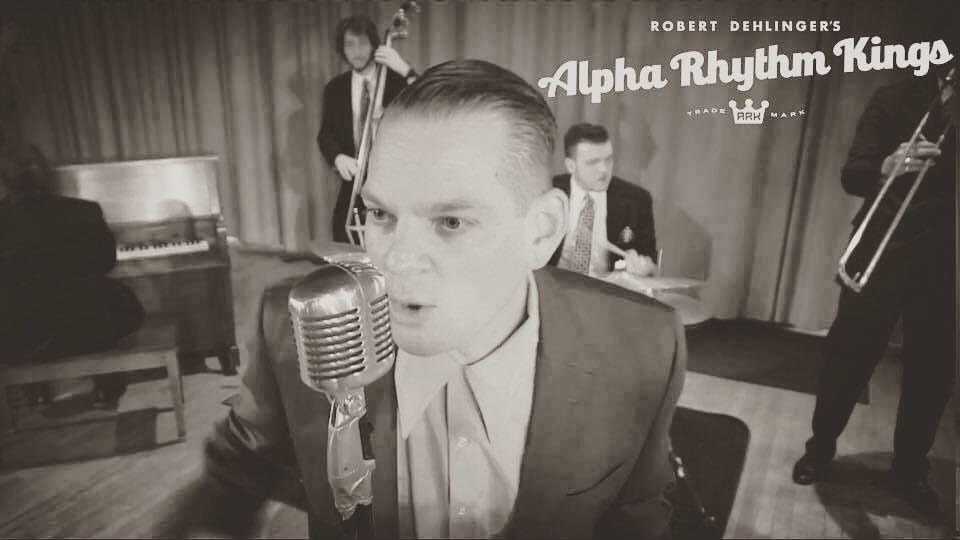The Alpha Rhythm Kings :