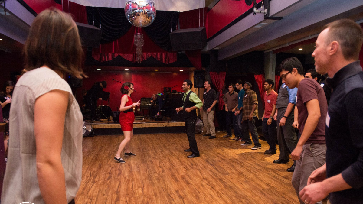 Learn to Swing Dance and Lindy Hop