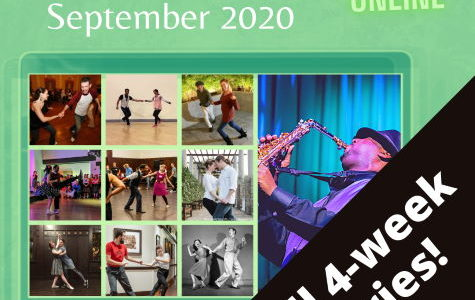 September 2020 – Cat's Corner Online – Swing Dance Classes and Parties