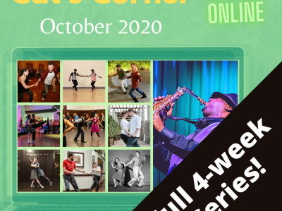 Cat's Corner Online – Swing Dance Classes and Parties